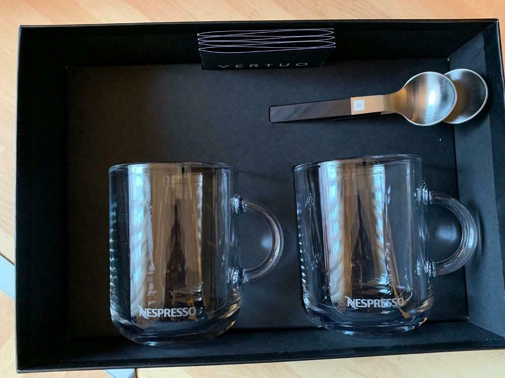 Nespresso mug set