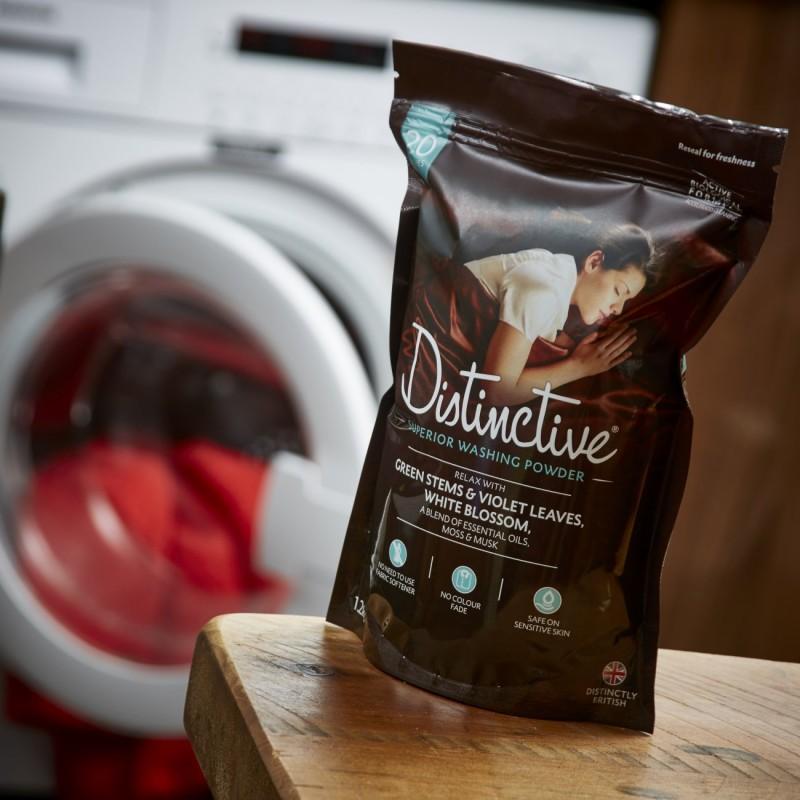 Distinctive Washing Powder - Relaxing Fragrance 166 Wash Sack 2