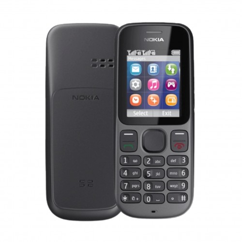 Nokia 100 Phantom Black | EE Network | Grade B
