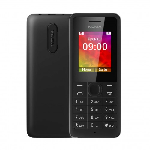 Nokia 105 Black | Unlocked | Grade B