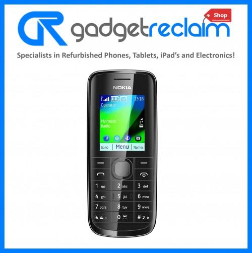 Nokia 113 Black | Tesco Network | Grade B
