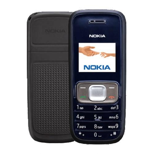 Nokia 1209 Grey | Unlocked | Grade B