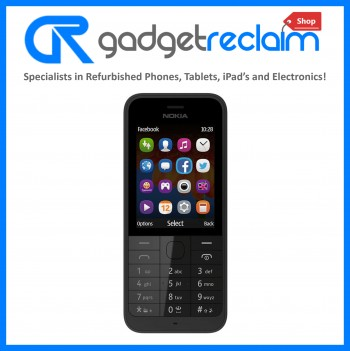 Nokia 220 Black | Unlocked | Grade B