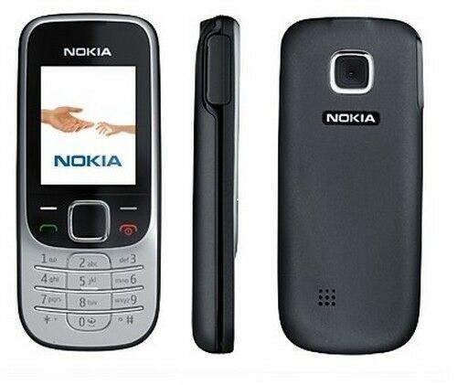 Nokia 2330C Classic Silver | Orange Network | Grade B
