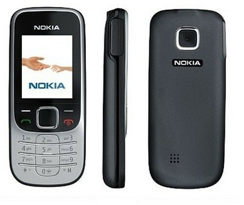 Nokia 2330C Classic Silver | Unlocked | Grade C