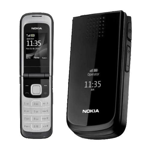 Nokia 2720 Fold Black | Unlocked | Grade B