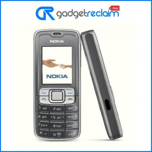 Nokia 3109 Classic - Grey Retro Phone | Unlocked | Grade B