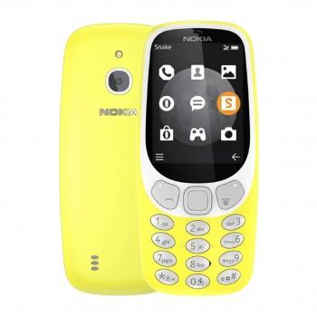Nokia 3310 (2017) Yellow | Unlocked | Grade B