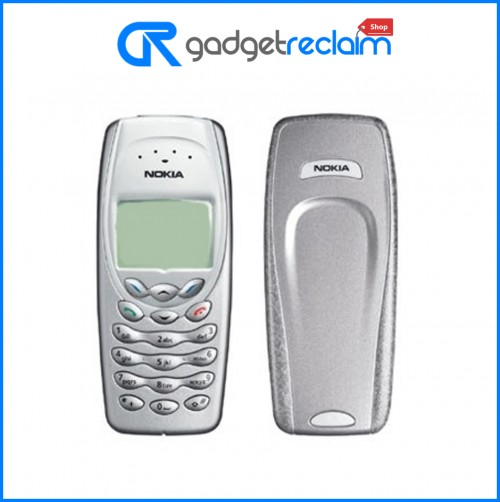 Nokia 3410 Classic Retro Phone - Silver | Unlocked | Grade B