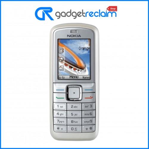 Nokia 6070 - Silver | Orange Network | Grade B