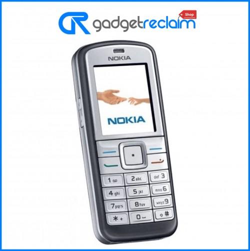 Nokia 6070 - Silver | Tesco | Grade B