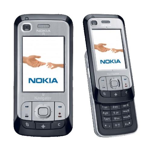 Nokia 6110 Navigator - Black | Unlocked | Grade B