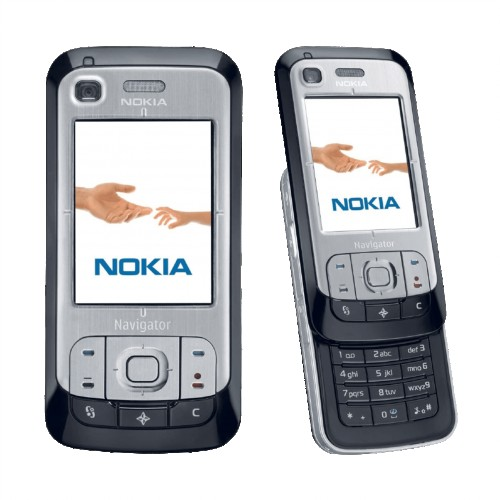 Nokia 6110 Navigator - Black | Vodafone | Grade B