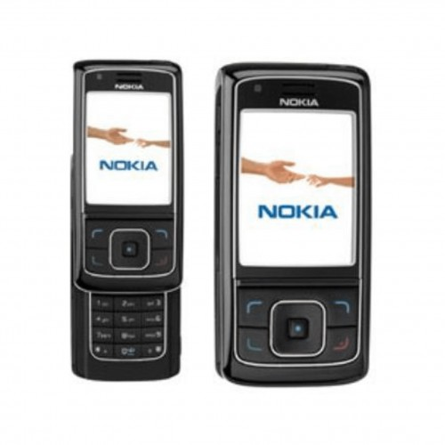 Nokia 6288 Black | Vodafone | Grade B