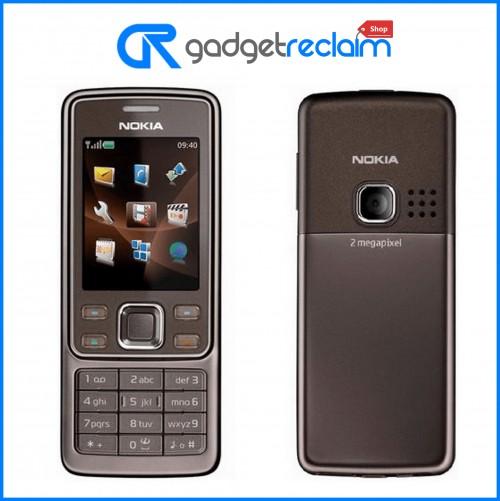 Nokia 6300 Classic - Chocolate Retro Phone | Unlocked | Grade B