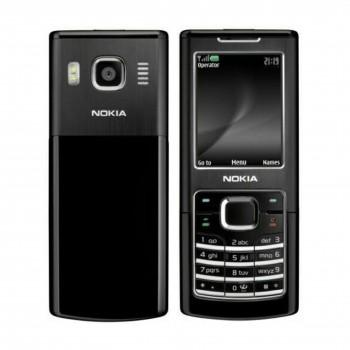 Nokia 6500 Classic - Black Retro Phone | Unlocked | Grade B