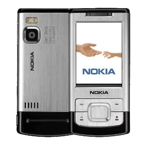 Nokia 6500 Slide Silver | Unlocked | Grade C