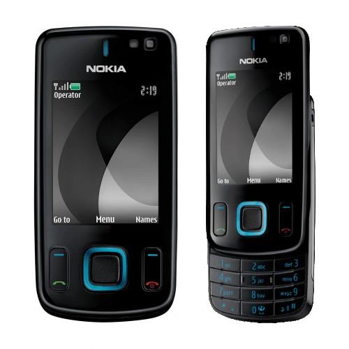 Nokia 66600 Slide - Black | EE network | Grade B