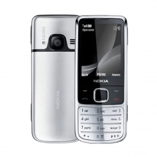 Nokia 6700 Classic - Silver Retro Phone | Virgin Mobile | Grade C