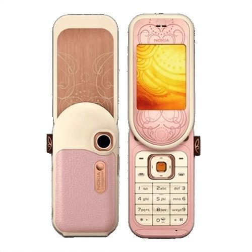 Nokia 7373 Powder Pink | Unlocked | Grade B