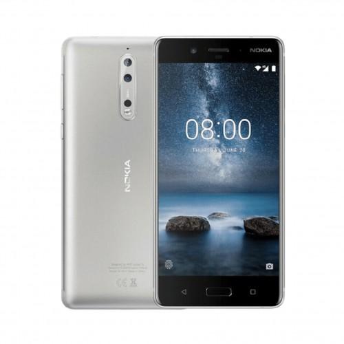 Nokia 8 64gb TA-1012 | Steel Grey | Unlocked | Grade B