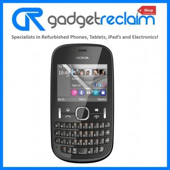 Nokia Asha 201 Black | Unlocked | Grade B