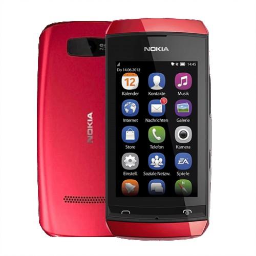 Nokia Asha 305 Red | Unlocked (Dual Sim) | Grade B