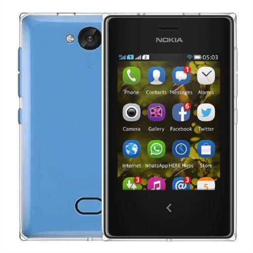 Nokia Asha 503 Blue | EE Network | Grade B