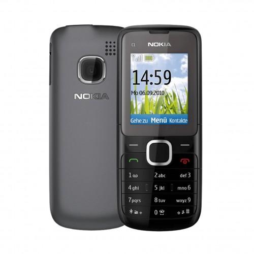 Nokia C1-01 - Dark Grey | Unlocked | Grade C