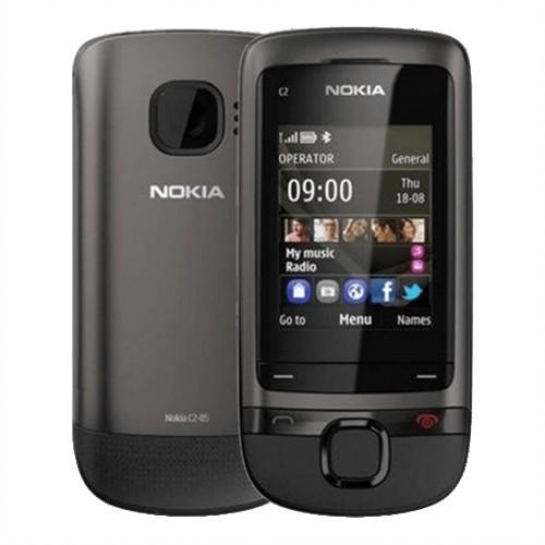 Nokia C2-05  Black | O2 Network | Grade B