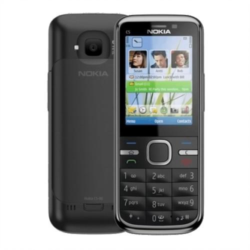 Nokia C5-00 Black | Unlocked | Grade B