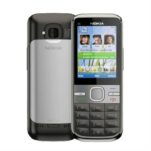 Nokia C5-00 Warm Grey | T-Mobile | Grade B