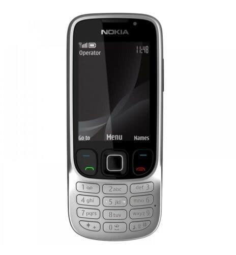 Nokia Classic 6303 Classic Steel | O2 | Grade B