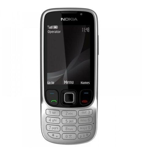 Nokia Classic 6303 Classic Steel | Unlocked | Grade B