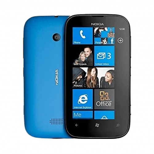 Nokia Lumia 510 4GB Blue | Tesco Mobile | Grade C