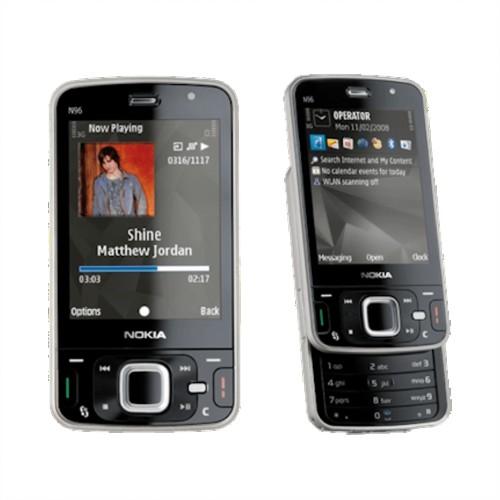 Nokia N96 Black Slide Phone | Unlocked | Grade C