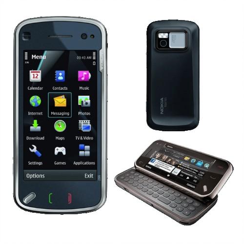 Nokia N97 Black | Unlocked | Grade C