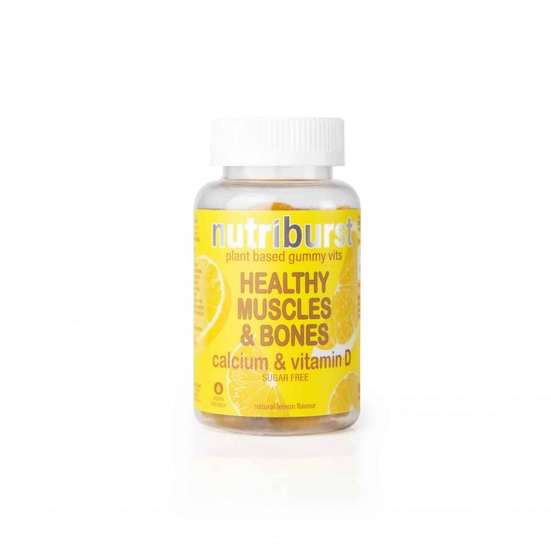 Nutriburst Healthy Muscles & Bones Gummies 1