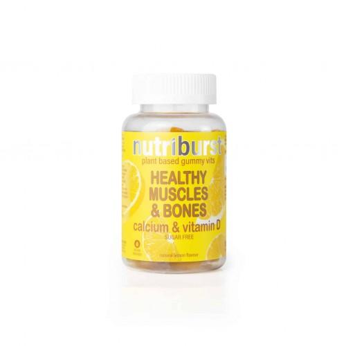 Nutriburst Healthy Muscles & Bones Gummies