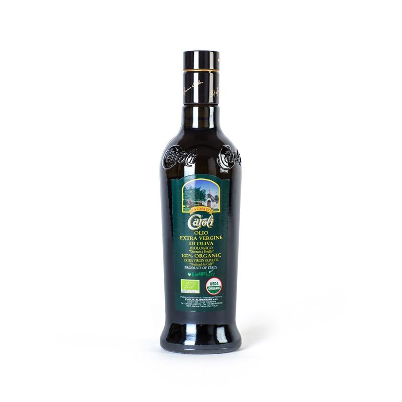 Organic Extra Virgin Olive Oil 250ml - Antica Masseria Caroli