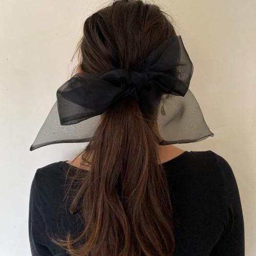 Organza Droopy Hair Ribbon