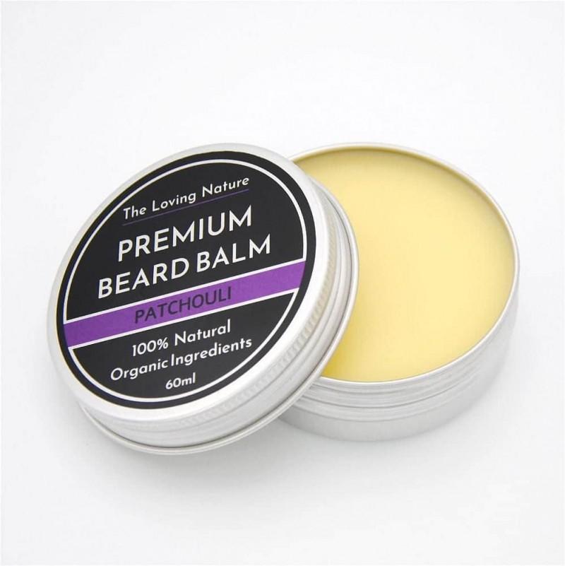 Patchouli Beard Balm