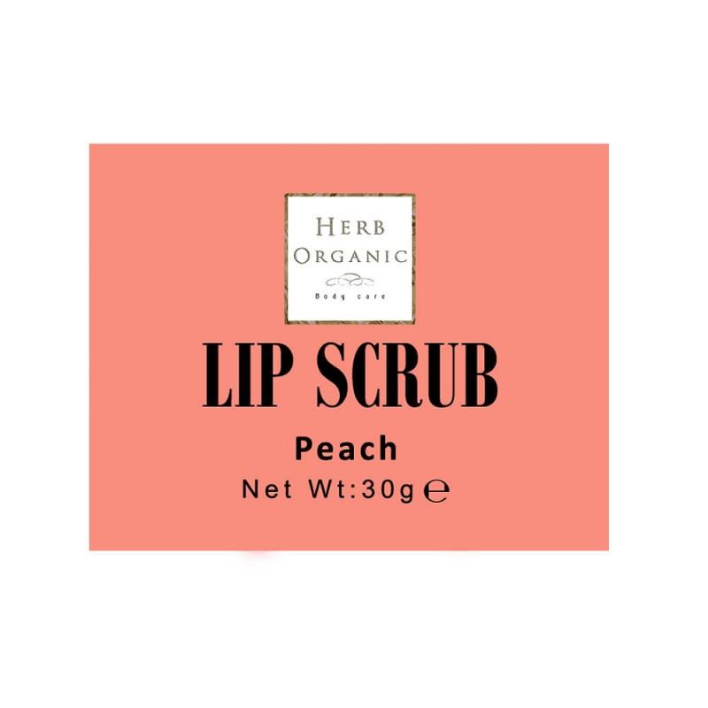 Peach Lip Scrub | 25% OFF 4
