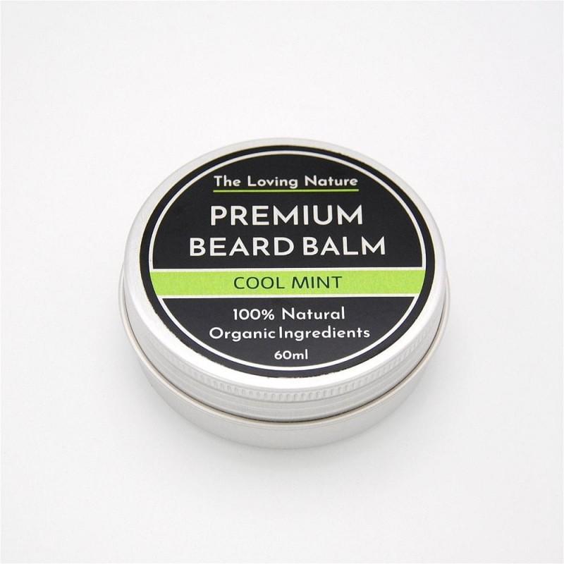 Peppermint Beard Balm - Cool Mint 2