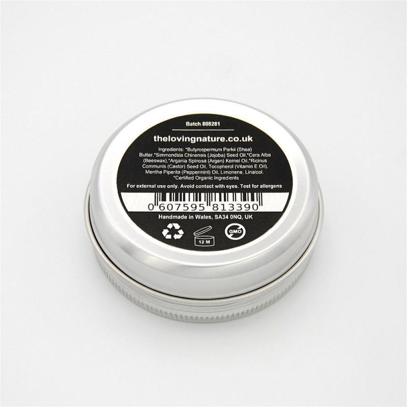 Peppermint Beard Balm - Cool Mint 3