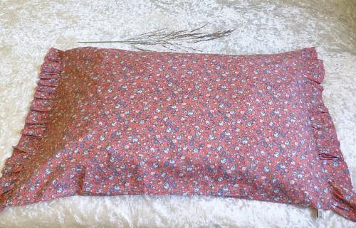 Pink Liberty Cotton Queen Envelope Pillowcase