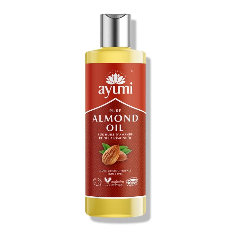 Pure Almond Oil 250ml
