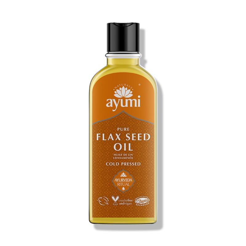 Pure Flax Seed Oil 150ml