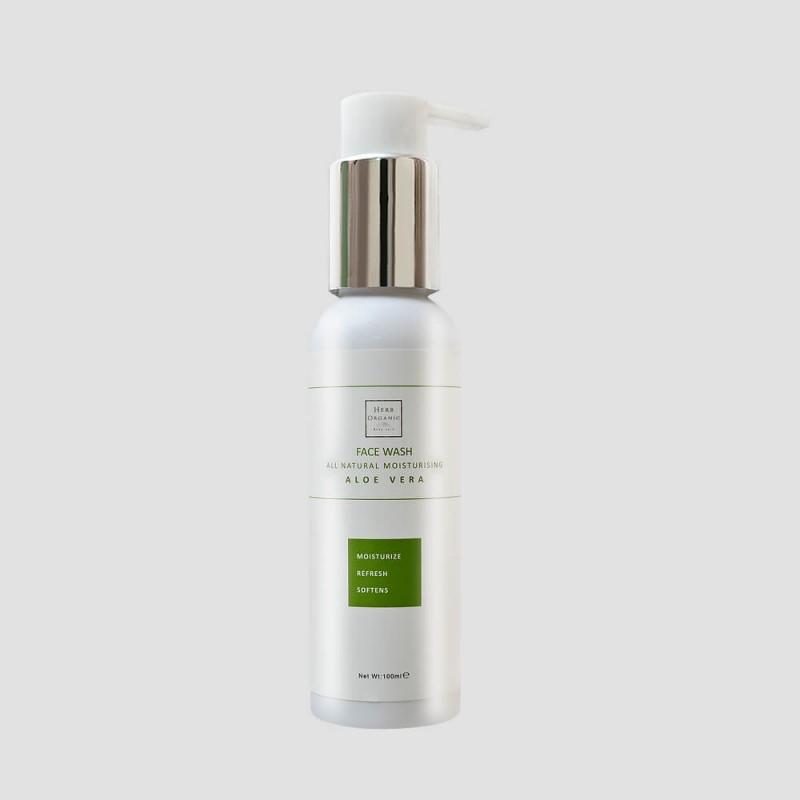 Refreshing Aloe Vera Facial Wash