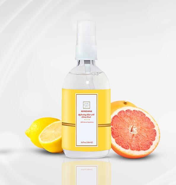 Refreshing Citrus Mist | 25% OFF 2